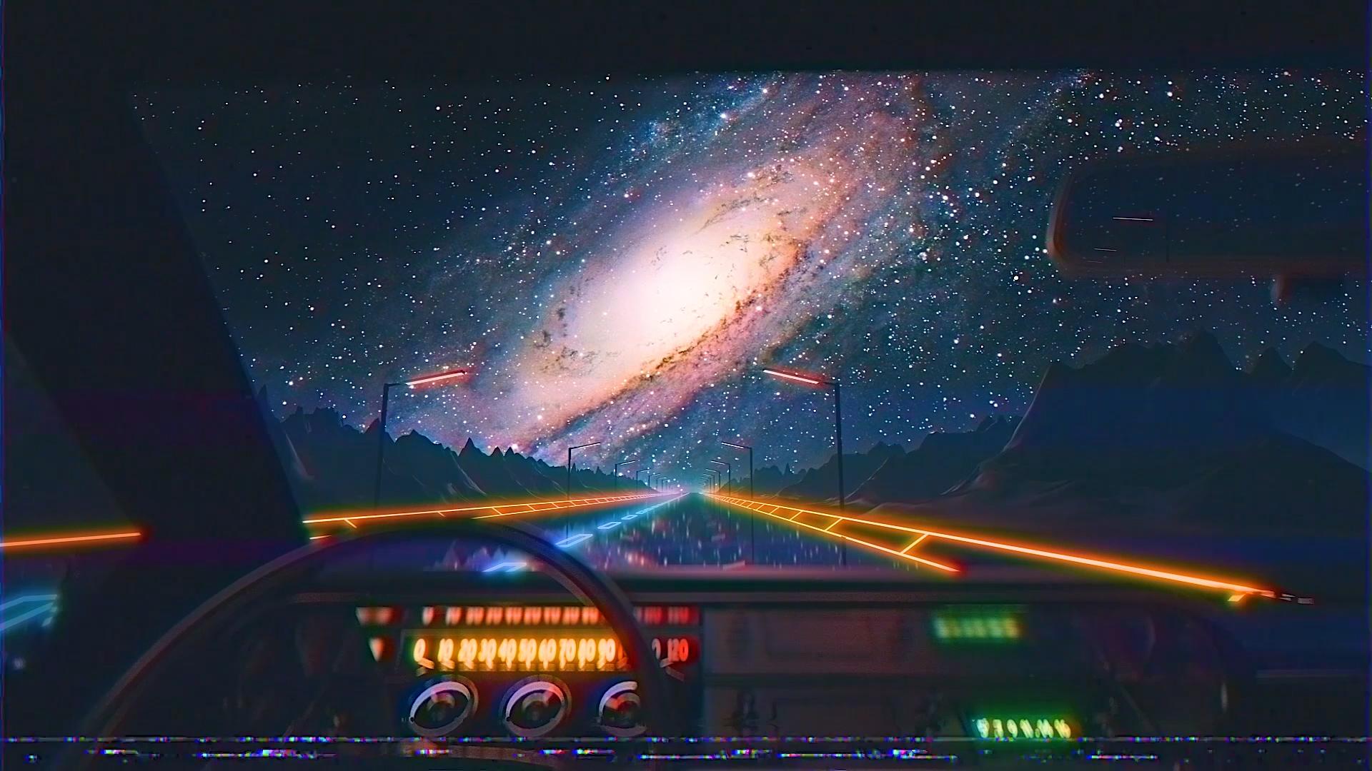 Night Drive - VISUALDON